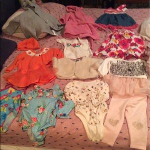 Other - 15 Piece 12-18 month Baby Girl Bundle 👶🏻